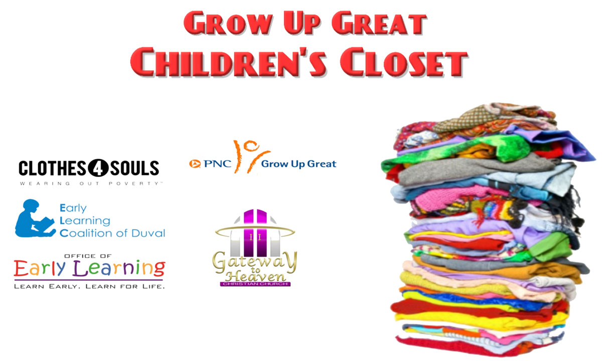 Grow Up Great Children's Closet