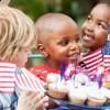 Children 4th of July