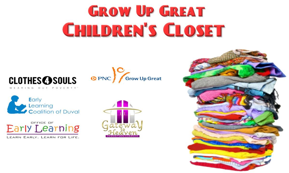 Grow Up Great Children's Closet