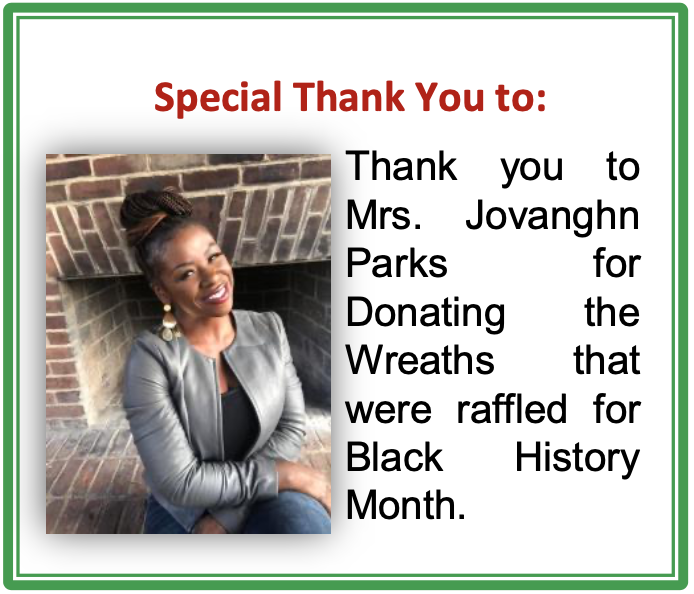 Special Thank You