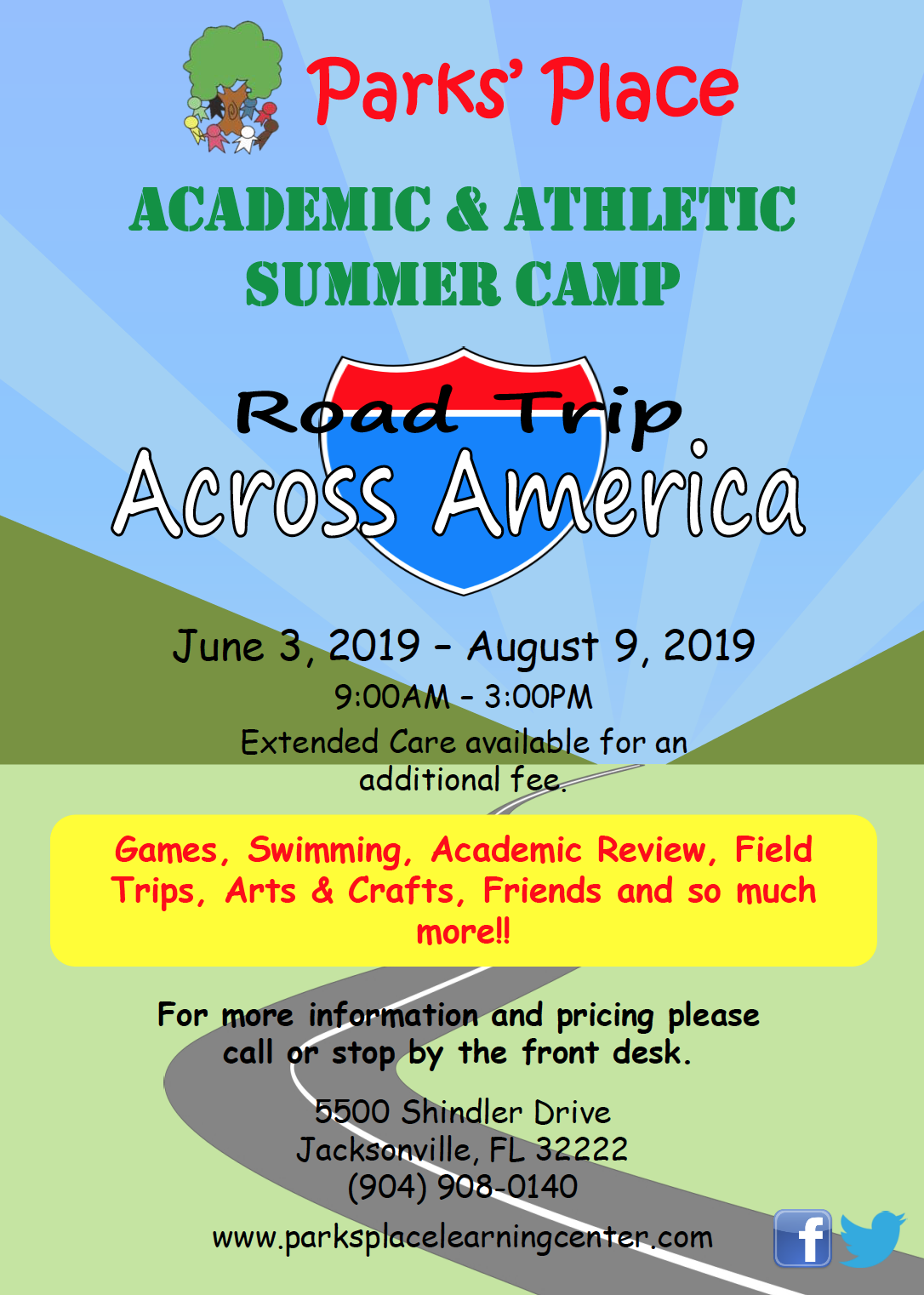 Jacksonville Academic & Summer Camp