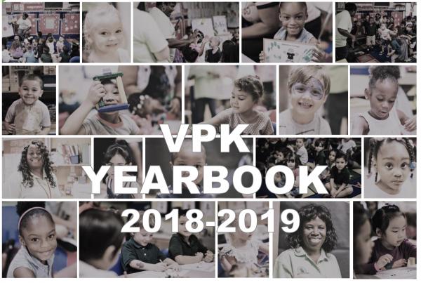 2018-2019 VPK Yearbook