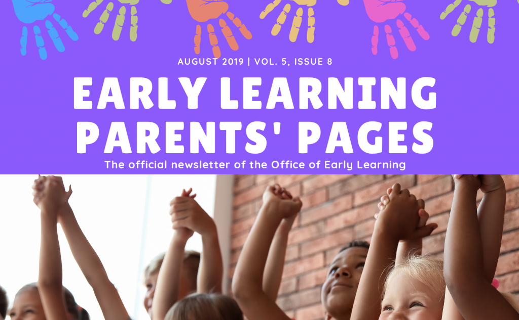 Early Learning Parents' Pages